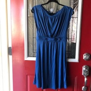 Blue BCBG Max Azaria Dress